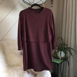 Top Shop Sweater Dress